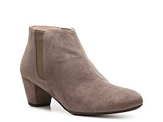 Rangoni by Amalfi Paolina Suede Bootie