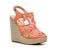 Lucky Brand Ranette Wedge Sandal