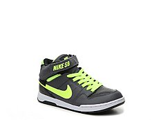 Nike Mogan 2 Boys Toddler & Youth Mid-Top Sneaker