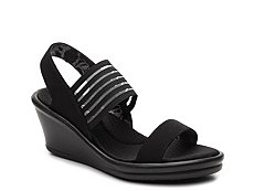 Skechers Cali Sci-Fi Wedge Sandal