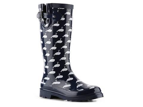 Chooka Happy Whales Rain Boot | DSW