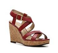 Adrienne Vittadini Chet Wedge Sandal