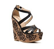 Luichiny Betty Kat Cora Wedge Sandal