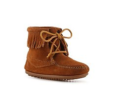 Minnetonka Ank Tramper Girls Toddler & Youth Boot