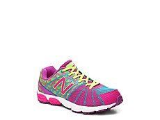 New Balance 890 V5 Girls Youth Running Shoe