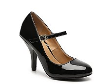 Journee Collection Leslie Pump
