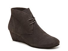 Crown Vintage Short Wave Wedge Bootie