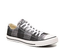 Converse Chuck Taylor All Star Plaid Sneaker - Mens