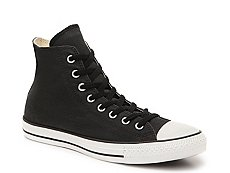 Converse Chuck Taylor All Star Coated Canvas High-Top Sneaker - Mens