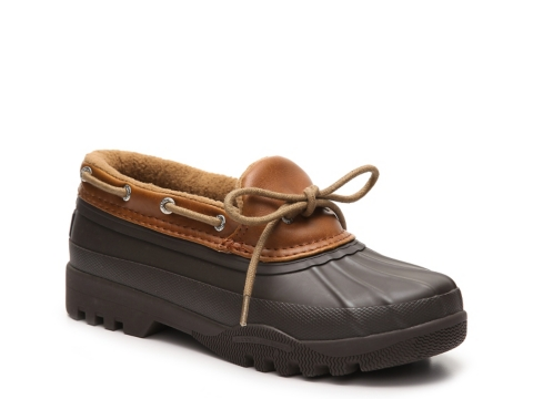 Sperry Top-Sider Duckling Leather Rain Shoe | DSW