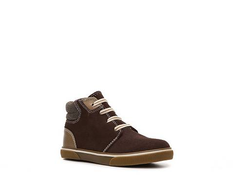 Elements by Nina Cooper Boys Toddler High-Top Sneaker | DSW