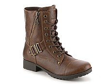 G by GUESS Brookey Combat Boot
