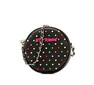 Betsey Johnson Candy Dots Crossbody Bag