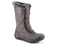 Columbia Minx Mid ll Girls Youth Snow Boot