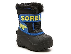 Sorel Snow Commander Boys Infant & Toddler Snow Boot