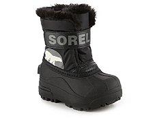 Sorel Snow Commander Boys Toddler & Youth Snow Boot