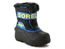 Sorel Snow Commander Boys Toddler & Youth Snow Boot