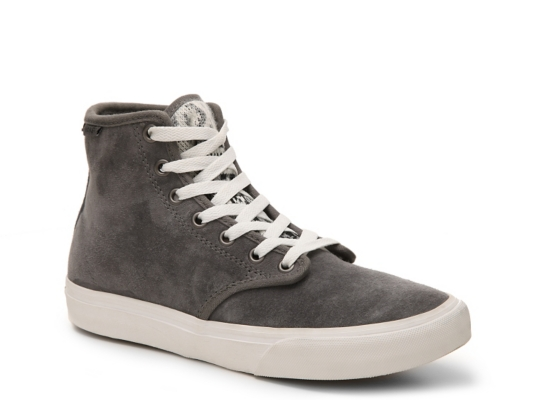 Vans Grey High Tops
