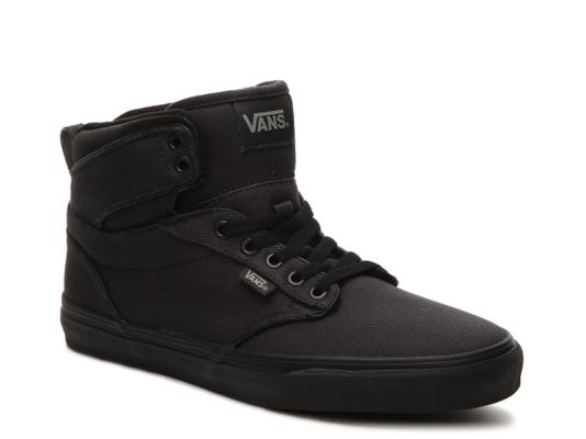 Vans Black High Tops