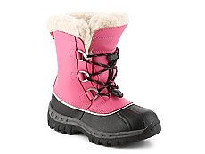 Bearpaw Kelly Girls Youth Snow Boot