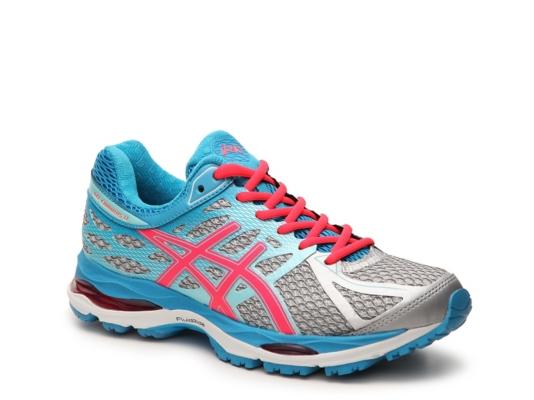 asics cumulus running shoes for women