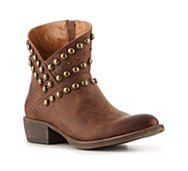 Coconuts Rodeo Western Bootie