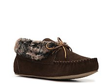 Minnetonka Julie Jr II Bootie Slipper