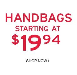 Clearance Handbags
