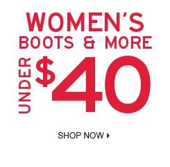 Styles under $40