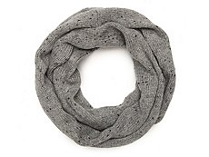 David & Young Speck Infinity Scarf