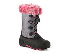 Kamik Snowgypsy Girls Toddler & Youth Snow Boot