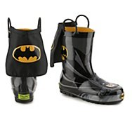 Western Chief Batman Everlasting Boys Toddler & Youth Rain Boot