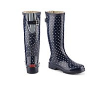 Chooka Micro Classic Dot Rain Boot