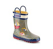 Kamik Ahoy Boys Youth Rain Boot