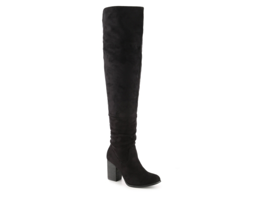 Diba Tracey Wide Calf Over The Knee Boot | DSW