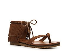 Mia Native Flat Sandal