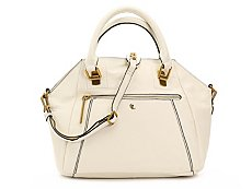 Elliott Lucca Faro City Leather Satchel