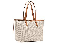 Fossil Sydney Leather Tote