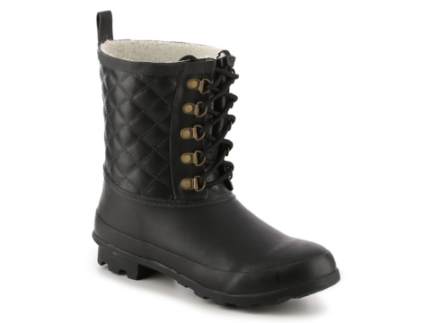 Chooka Outdoor Quilted Rain Boot | DSW