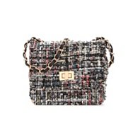 Mix No. 6 Bitti Boucle Crossbody Bag