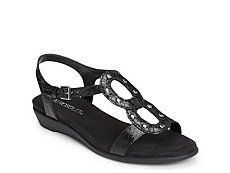 Aerosoles Atomic Wedge Sandal