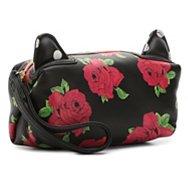 Betsey Johnson Kitchi Cat Cosmetic Bag