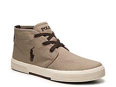 Polo Ralph Lauren Flossmoor Mid-Top Sneaker