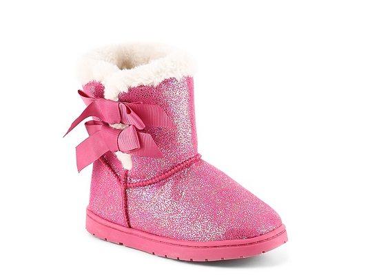 Rampage Lil Beatrix 3 Girls Toddler Boot