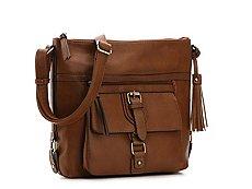 Kelly & Katie Buckle Shoulder Bag