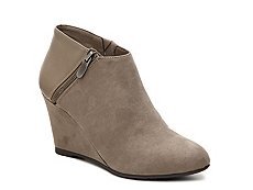 CL by Laundry Valor Wedge Bootie