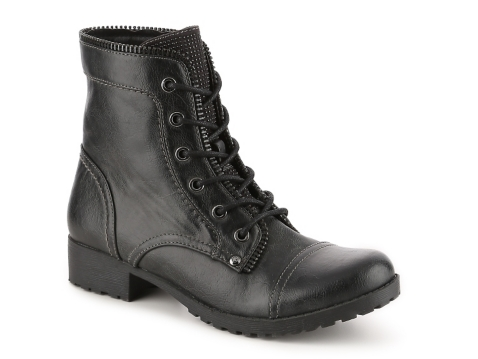 g by guess belva combat boot dsw