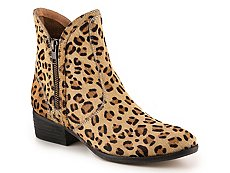 Seychelles Lucky Penny Printed Western Bootie