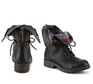 Madden Girl Maavin Combat Boot