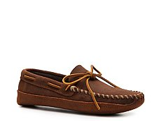 Minnetonka Double Bottom Softsole Slipper